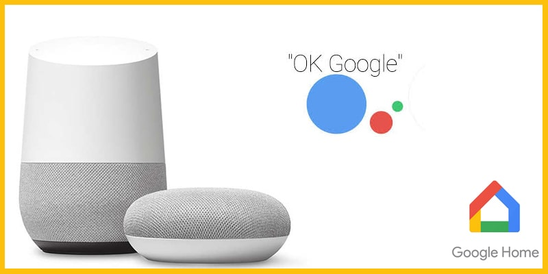Ok google assistant google home GM et MINI