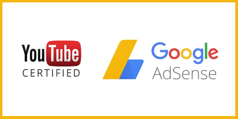 Google adsense et You tube
