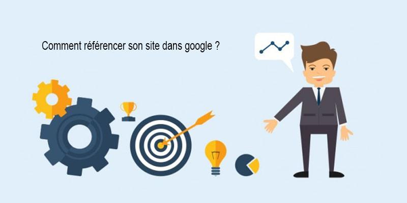 référencer son site dans google