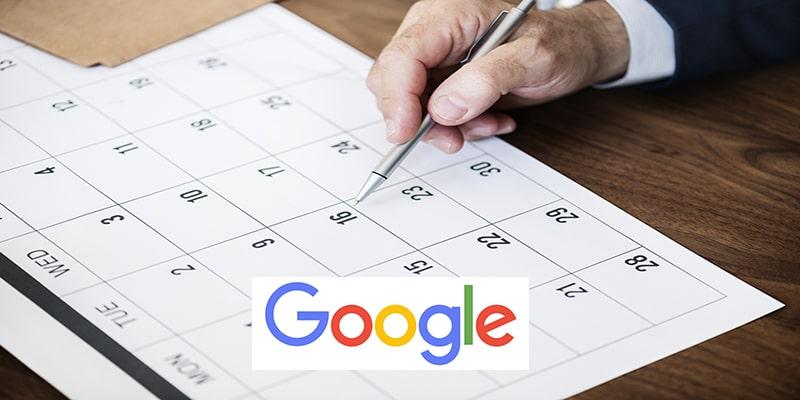 Comment fait Google pour vous donner la meilleure date de parution d'un résultat de recherche ?