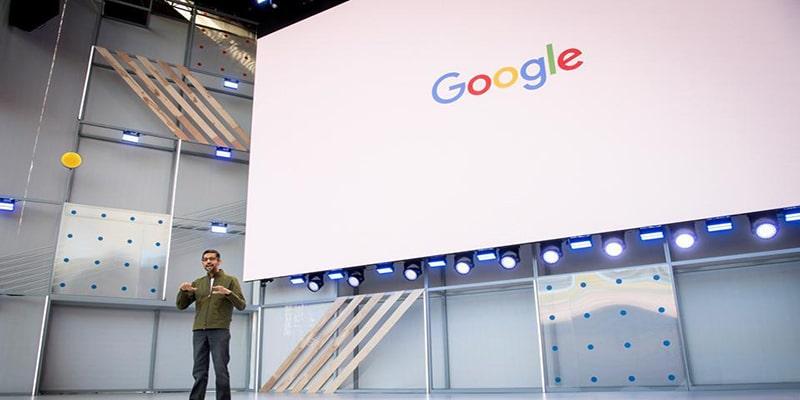 Google Duplex, PDG GOOGLE