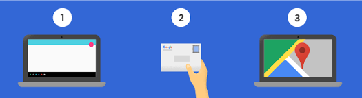 Google MyBusiness 3 étapes pour s'inscrire
