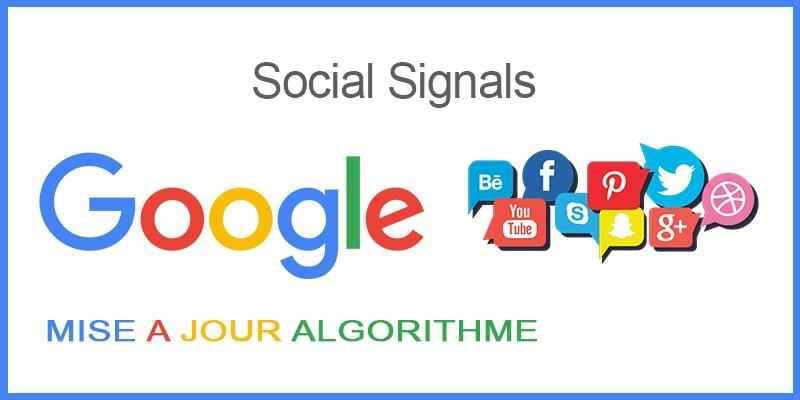 Google Social Signal