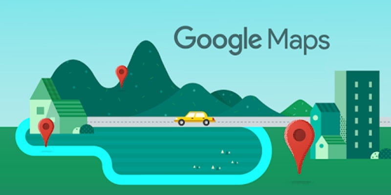 La nouvelle interface de Google Maps