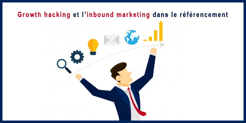 Marketing et référencement: Growth hacking - Inbound marketing