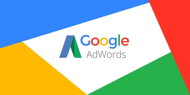 Logo Google Adwords campage référencement