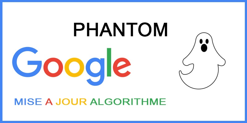 Google Phantom ou Fantôme