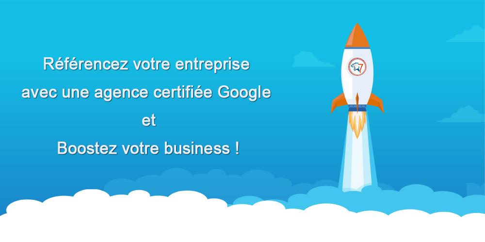 Référencez votre entreprise avec une agence certifiée Google à Montpellier