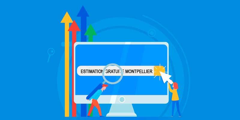 Comment obtenir un bon référencement immobilier à Montpellier